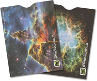 Nebulas Passport Sleeves