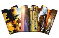 Sunsets Card Sleeves